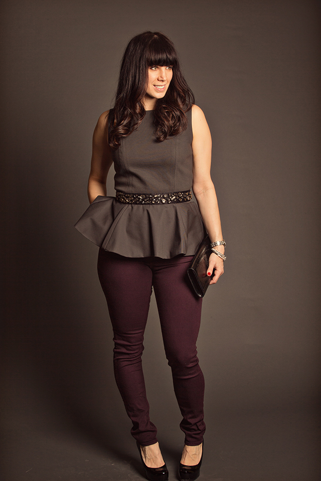 Peplum - Girls Night 1