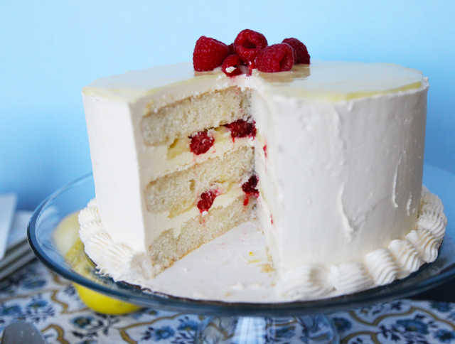cake lemon raspberry cake lemon raspberry cake with lemon buttercream ...