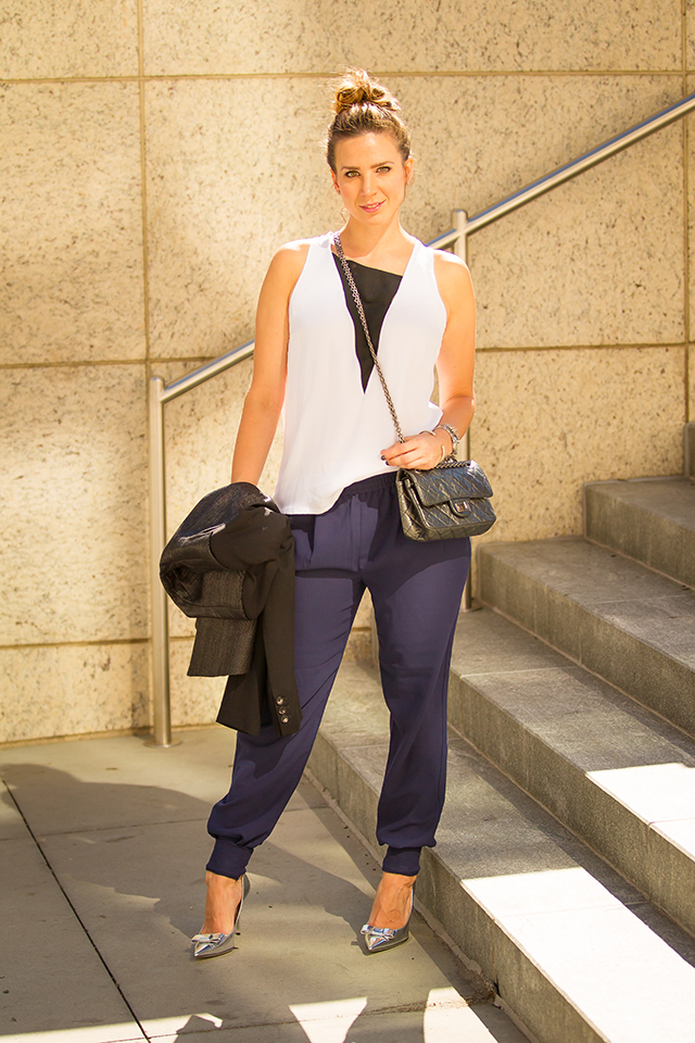 Slouchy Trousers 14