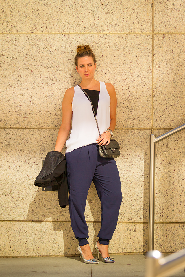 Slouchy Trousers 8