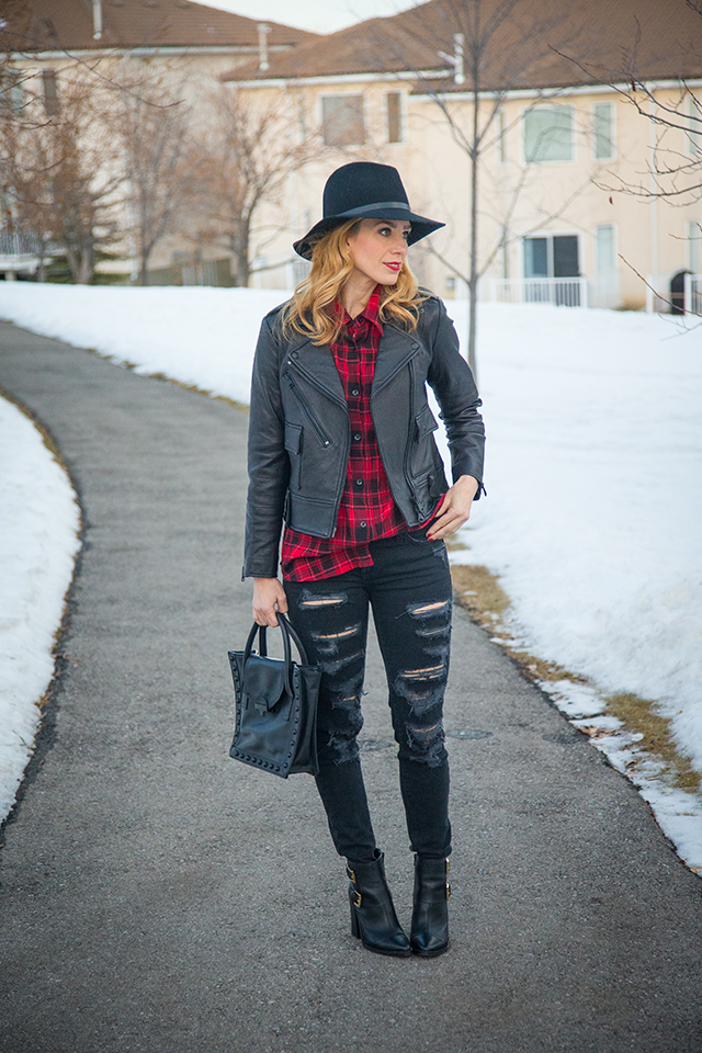 Casual Plaid 1