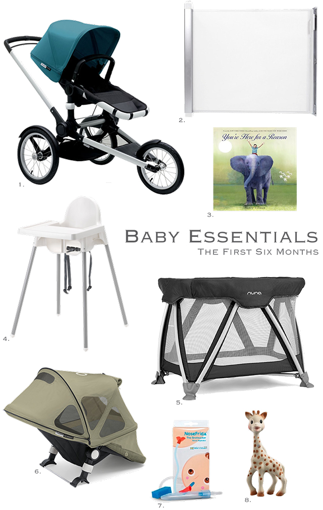Baby-Essentials---The-first-six-months